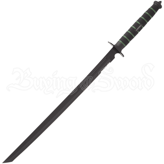 Blackout Combat Tanto Sword