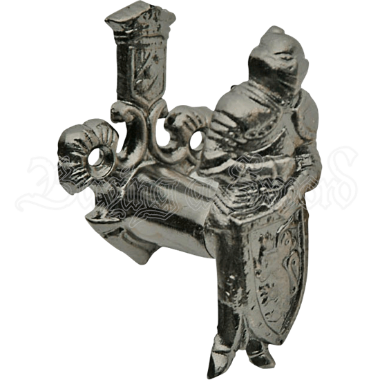 Armoured Knight Sword Hanger
