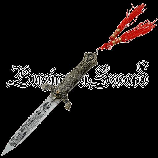 Oriental Monastery Guard Dagger