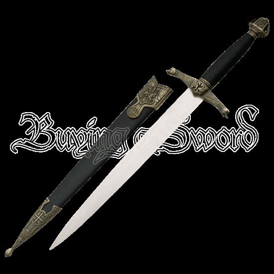 Medieval Lancelot Dagger