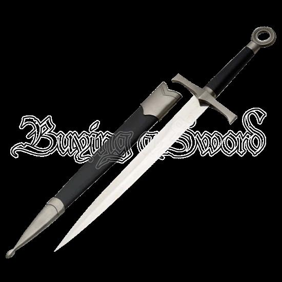 Medieval Ring Dagger