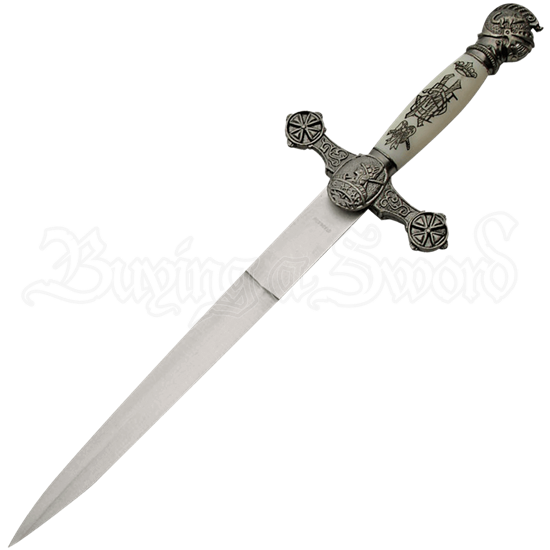 Masonic Knights Ritual Dagger