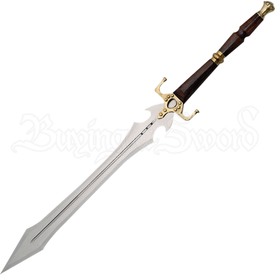 Medieval Fantasy Arrow Sword