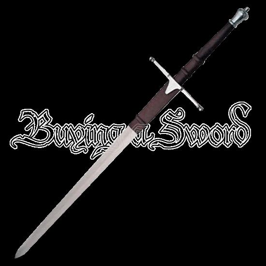 Short Silver Wallace Sword