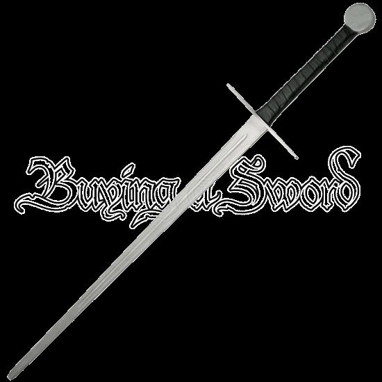 Stainless Steel Medieval Bastard Sword