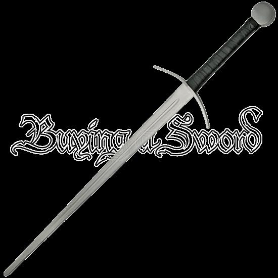 Medieval Knight Bastard Sword
