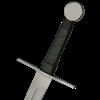 Medieval Battle Ready Sword