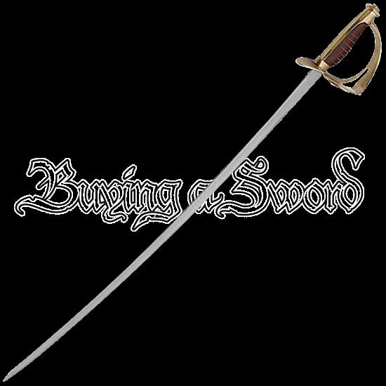 1840 Wood Handle Cavalry Trooper Sword