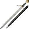 Knights Medieval War Sword