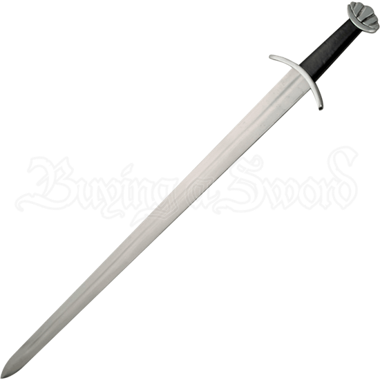 Black Viking Warrior Sword