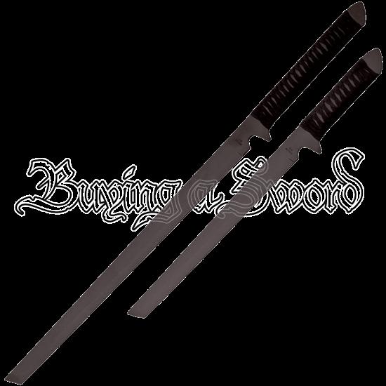 Ninja Warrior Sword Set