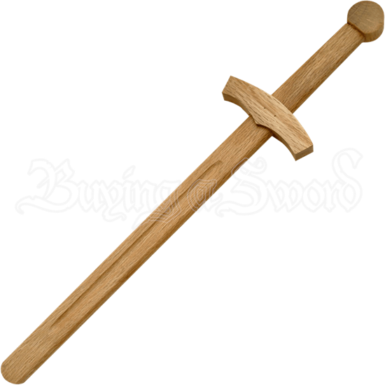 Miniature Wooden Excalibur Sword
