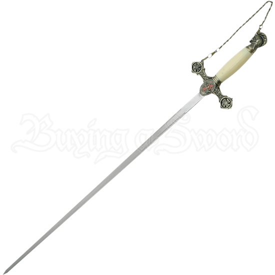 Masonic Knights Templar Sword