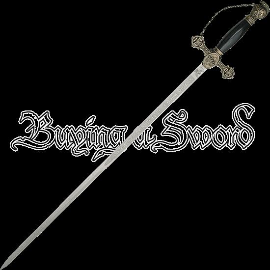 Templar Knights Smallsword