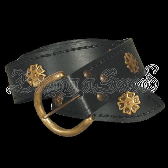 Black Knightly Belt