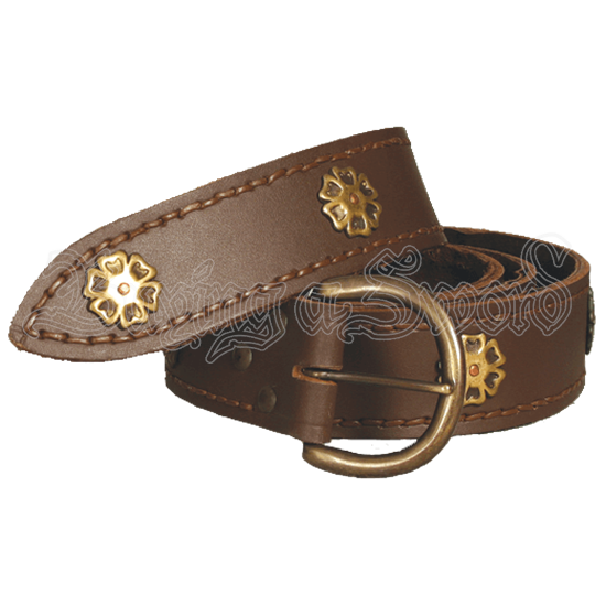 Brown Knightly Belt
