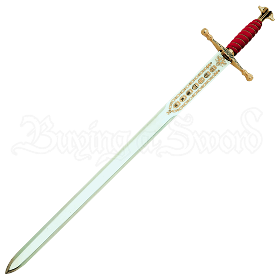 Deluxe Charles V Sword by Marto