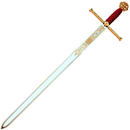 Catholic King Sword by Marto