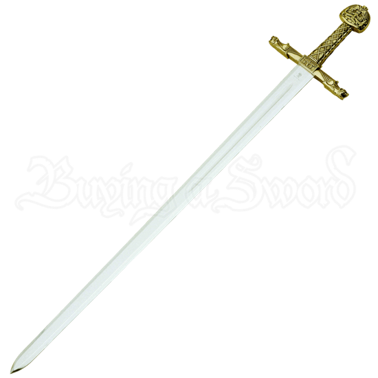 Sword of Emperor Charlemagne by Marto
