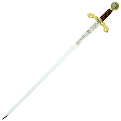 Sword of Christopher Columbus by Marto