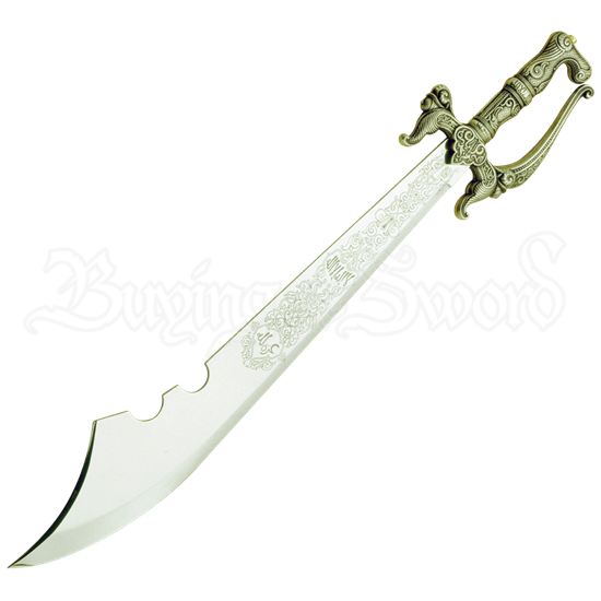 Arabic Scimitar by Marto