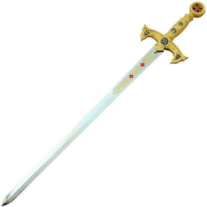 Gold Templar Sword by Marto
