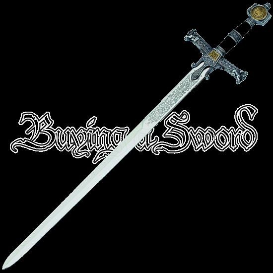 Silver King Solomon Sword by Marto