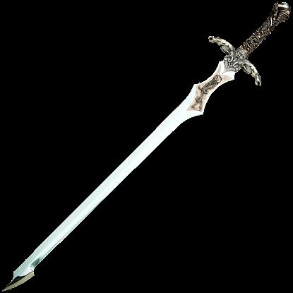 Merlin the Magician Sword by Marto