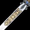Deluxe Sword of King Solomon by Marto