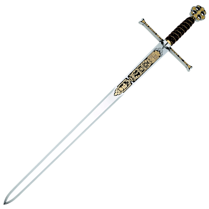Limited Edition Sword of Catholic Kings by Marto