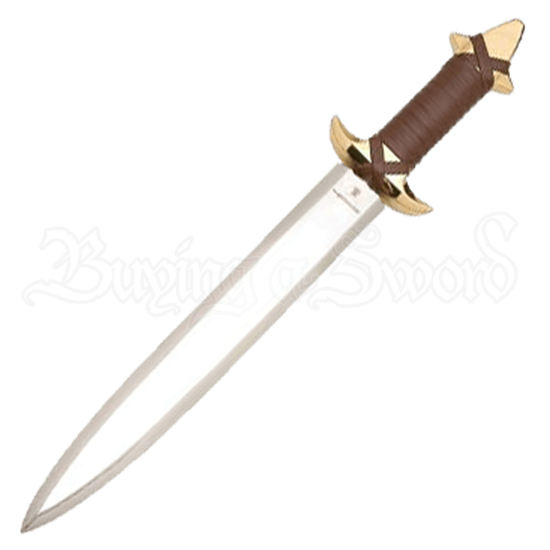 Gold Conan the Barbarian Dagger by Marto