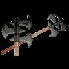 Conan the Barbarian Triple Axe of Rexor by Marto