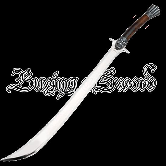 Conan the Barbarian Silver Sword of Valerlia by Marto