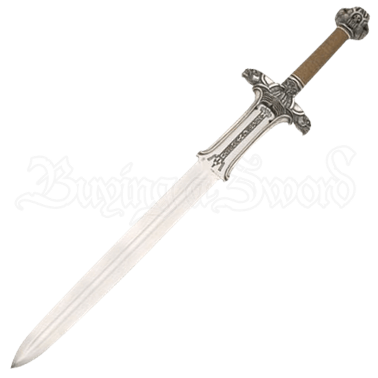 Silver Conan the Barbarian Atlantean Sword by Marto