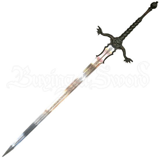Black Elf Sword by Luis Royo for Marto