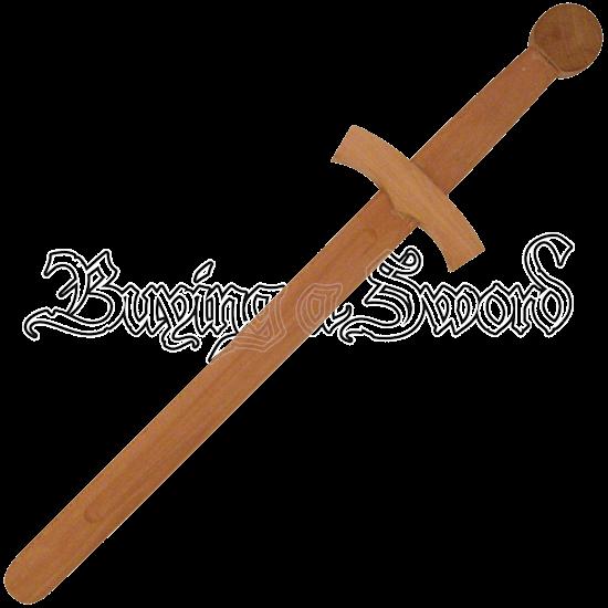Wooden Short Sword