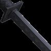 Synthetic Ninja Sword