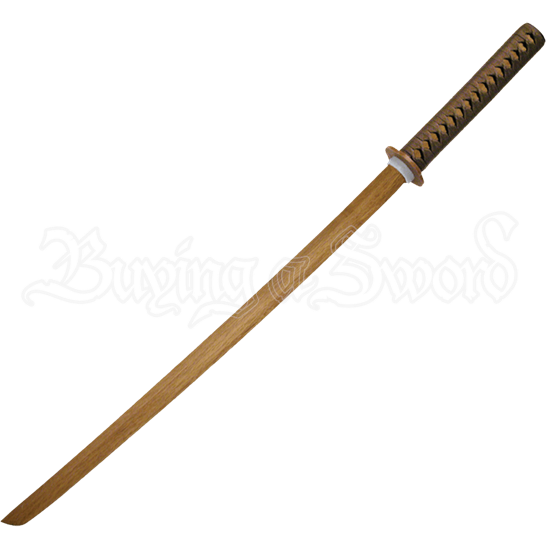 Brown Bokken Sword