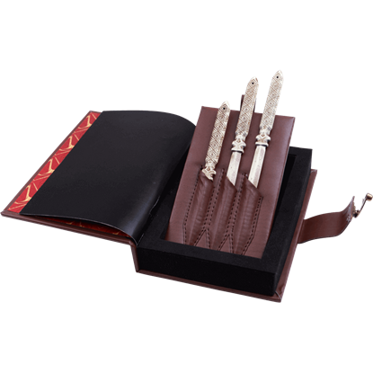Aguilar Throwing Knife Set