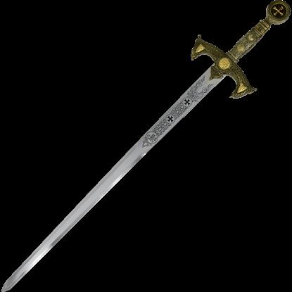 Templar Longsword