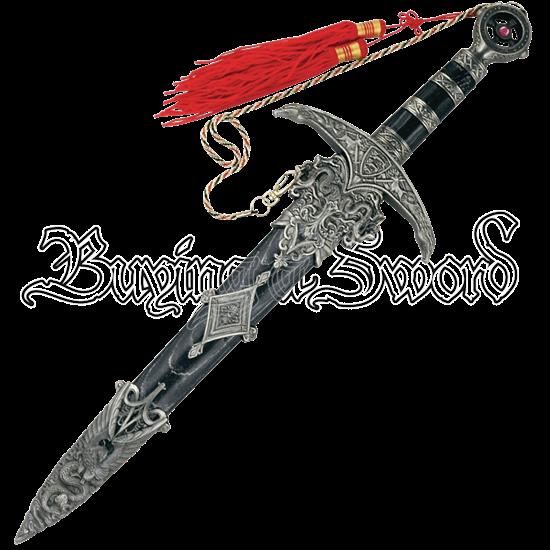 Ornate Robin Hood Short Sword
