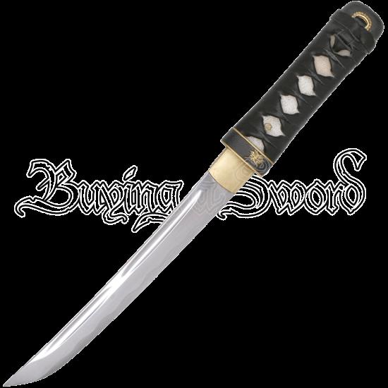 Elegant Samurai Tanto