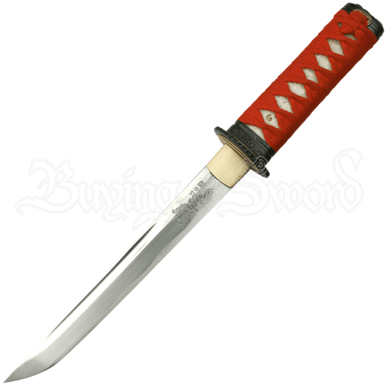 Maple Leaf Tanto