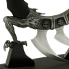 Curled Dragon Ring Blade