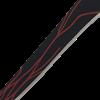 Red Streak Fantasy Short Sword