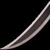 Sound of Stillness Black Short Sword