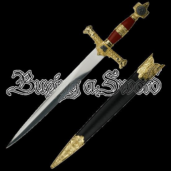 Red King Solomon Dagger