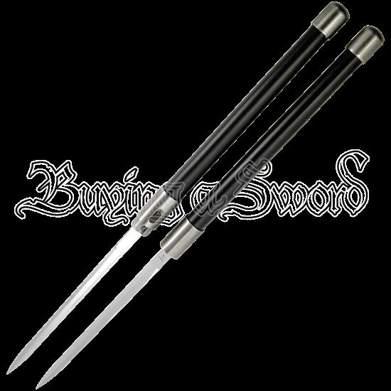 Counterspy Dual Blade Short Sword