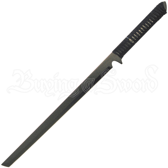 Urban Ninja Black Sword