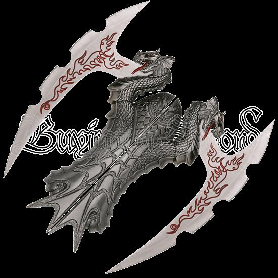 Fire Blade Dragon Daggers